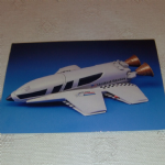1994 GI Joe 30th Salute #68 Phi Star Space Cruiser Trading card (13)